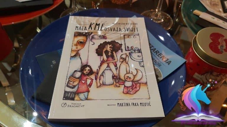 Recenzija knjige: Mala Kme osvaja svijet – Majčinstvo bez filtera