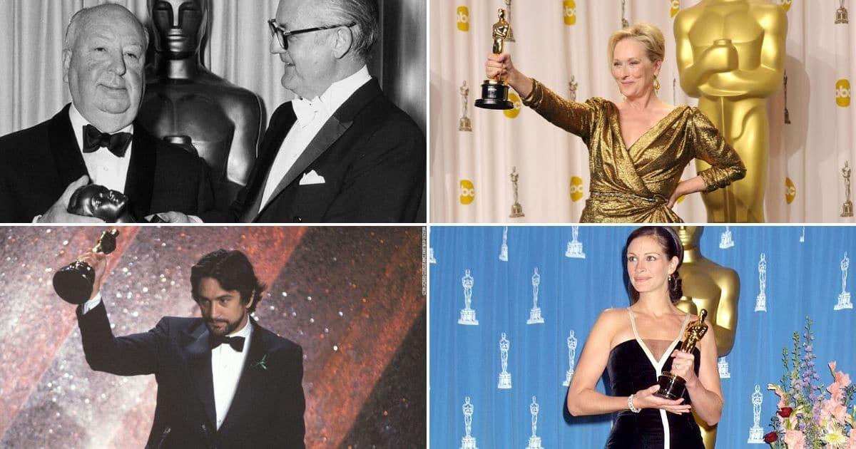 20 Najboljih Oscarovskih govora