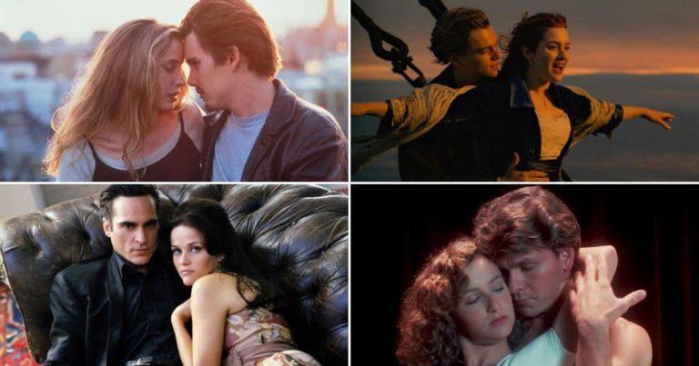 25 odličnih filmova za Valentinovo koji vam nikada neće dosaditi