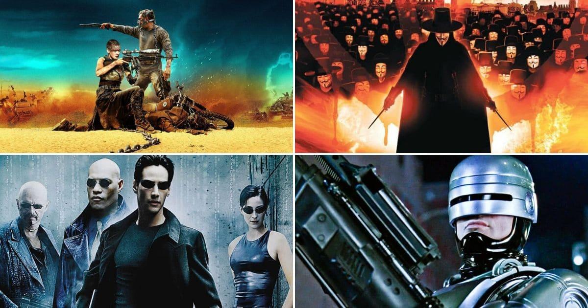 45 Najboljih distopijskih filmova svih vremena
