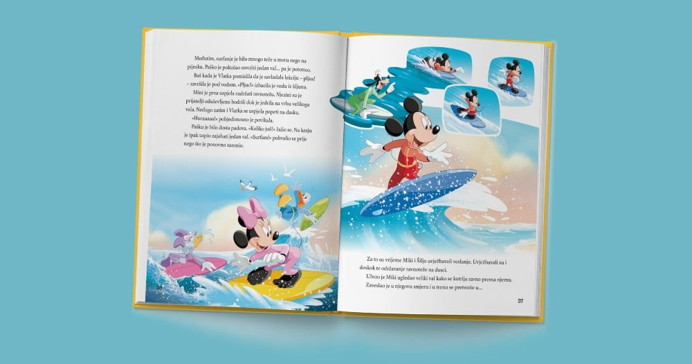 """Egmont: Povežite se s djecom čitajući im """"Petominutne priče"""""""