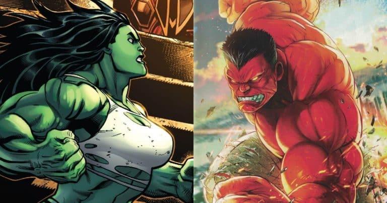 Red Hulk će imati debi u MCU serijom She-Hulk