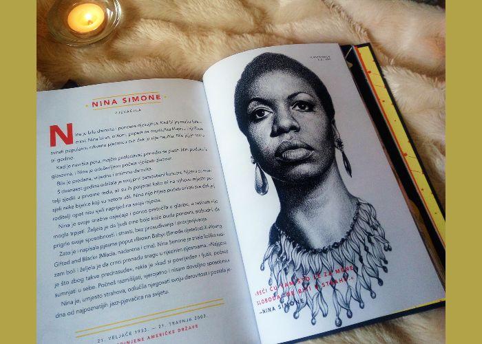 Recenzija knjige: Priče za laku noć za mlade buntovnice - 100 pripovijedaka o izuzetnim ženama