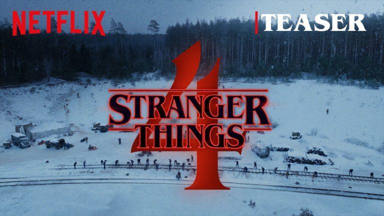 Netflix objavio prvi teaser za 4. sezonu 'Stranger Things'