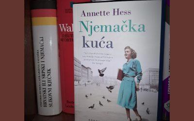Recenzija knjige: Njemačka kuća