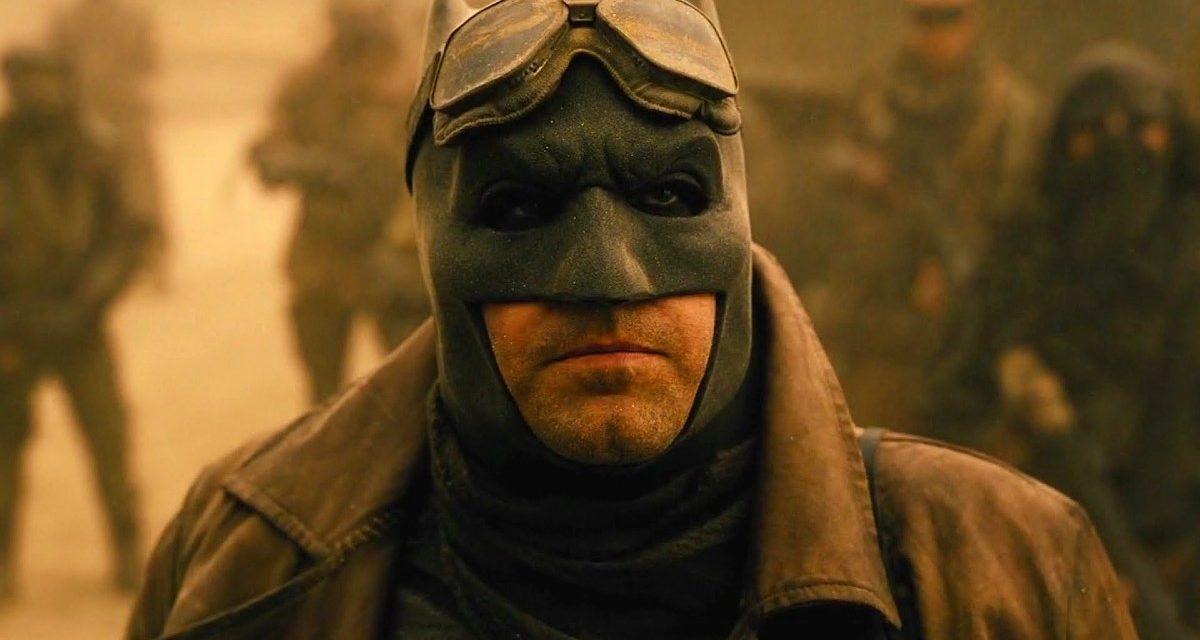 Zack Snyder otkrio novi pogled na Affleckovog Batmana u Knightmare odijelu