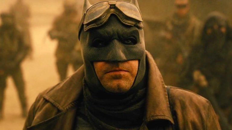 Zack Snyder proslavio Batman v Superman Ultimate Edition debi na HBO Max novom Batfleck slikom