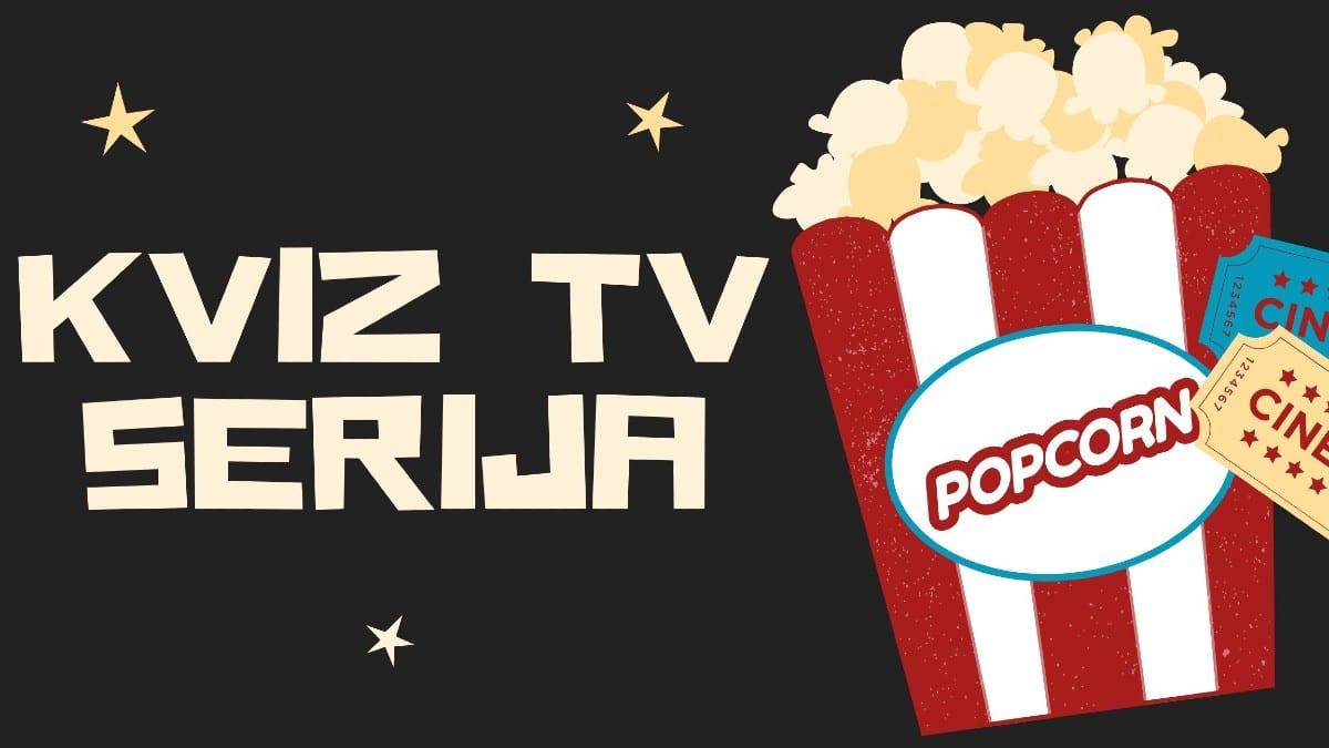 Kviz - Možeš li prepoznati ove popularne TV serije samo prema slikama