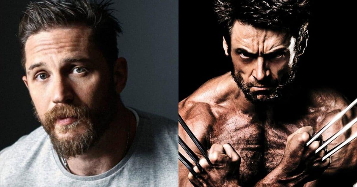 Tom Hardy kao Wolverine mijenja Hugha Jackmana u fanovskim slikama