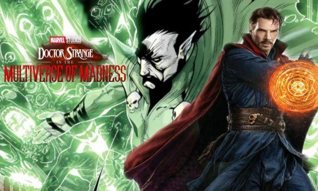 Doctor Strange 2 zastrašujući fanovski poster nas zadirkuje s Nightmare u MCU