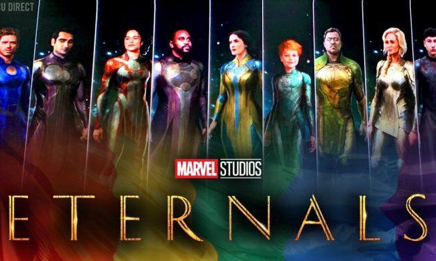 Marvel The Eternals spojleri: 8 najvećih otkrića iz slika sa snimanja filma