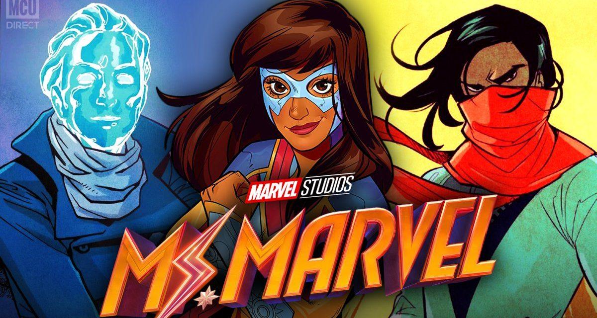Ms. Marvel serija će navodno ponovno uvesti Inhumans likove