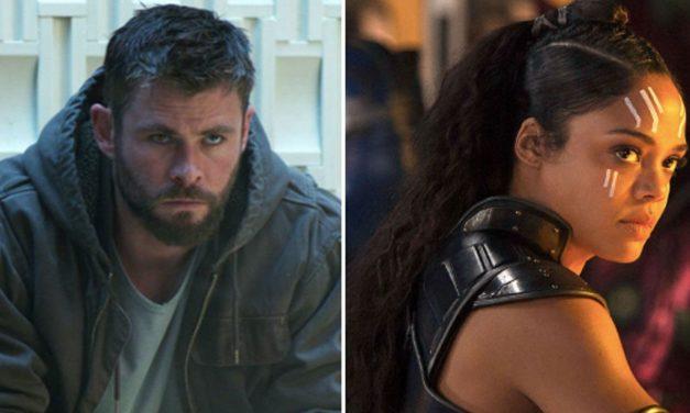 Thor pokušao poljubiti Valkyrie u izbrisanoj video sceni 'Avengers Endgame'