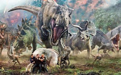 Jurassic World 3 vraća originalne Jurassic World glumce