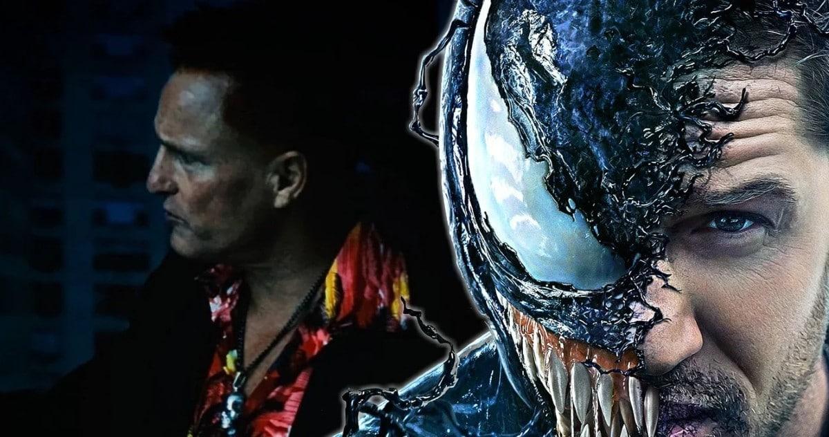 Venom 2 slike sa seta nam daju najbolji pogled do sada na Cletusa Kasadyja (i njegovu novu ludu crvenu periku)
