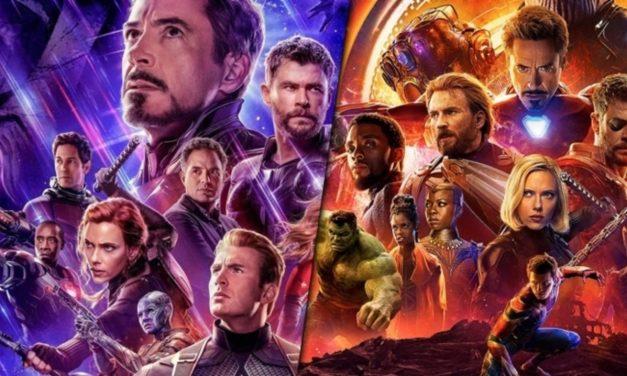 Super rijetki Avengers: Infinity War i Endgame posteri su fantastični