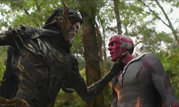 Avengers: Infinity War stigao video izbrisane scene u kojoj Vision brutalno ubija Corvusa Glaivea