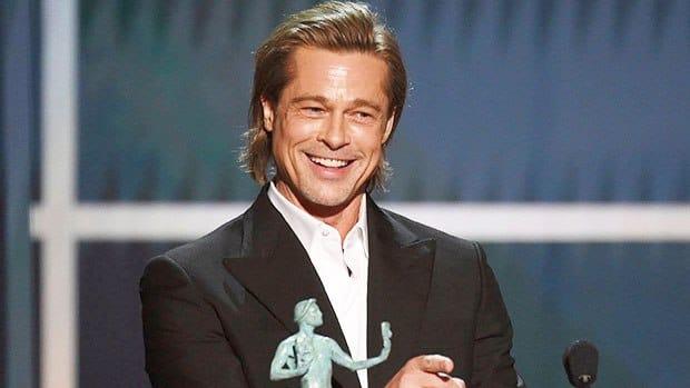 Pogledajte kako se Brad Pitt šali o tome 'da je slobodan' u govoru na primanju BAFTA nagrada