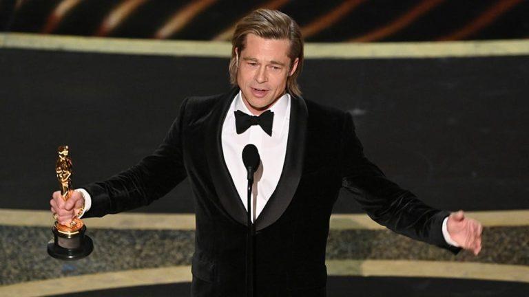 Brad Pitt na Oscarima održao još jedan odličan govor i poslao poruke ljubavi svojoj djeci
