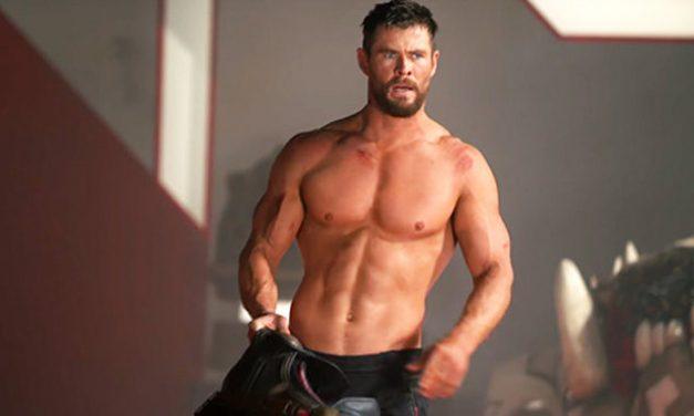 Thor zvijezda Chris Hemsworth podijelio novi trening kako bi mogli izgledati poput njega