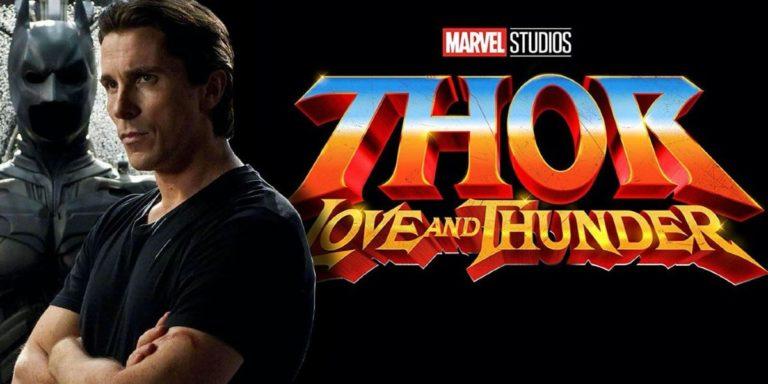 "Thor: Love and Thunder – Christian Bale bi mogao glumiti ""Intergalaktičkog negativca"""