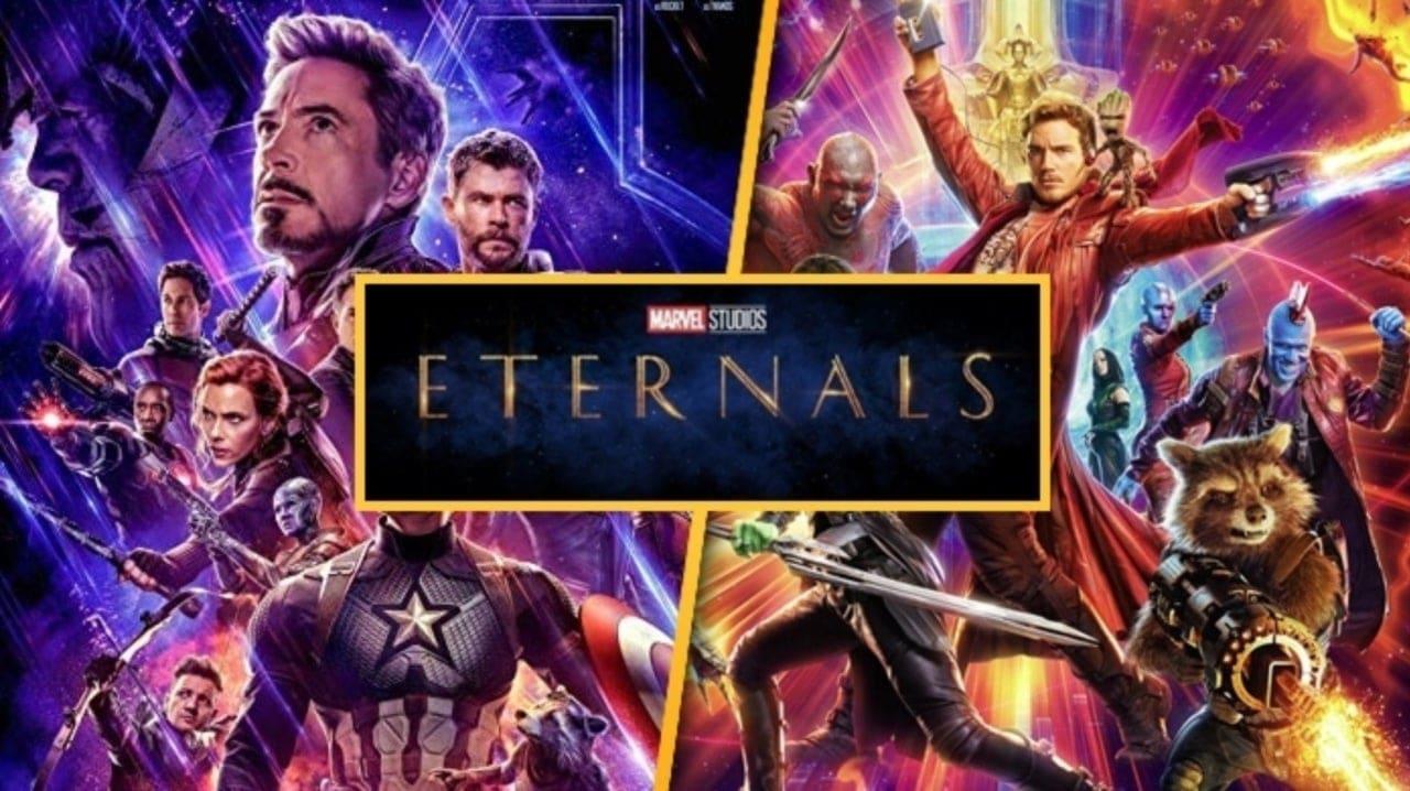 Eternals su se već pojavili u Marvelovom Filmskom Svemiru