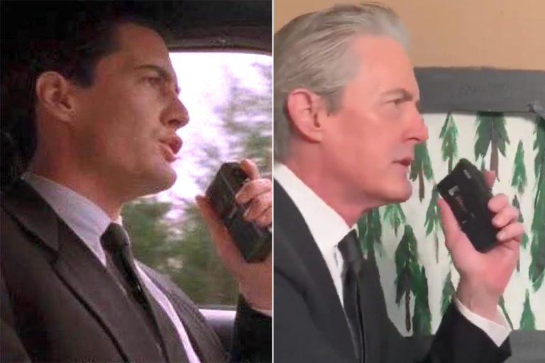 Kyle MacLachlan slavi Twin Peaks dan pridruživši se TikToku i rekreirajući Agent Cooperovu prvu scenu
