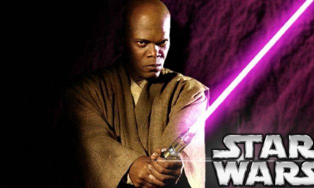 Pogledajte trenutak kada je Samuel L. Jackson pitao George Lucas za ljubičasti Lightsaber u Star Wars