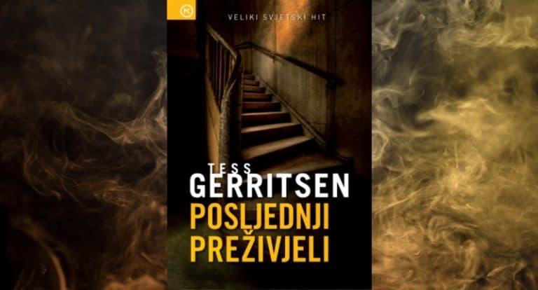 Mozaik knjiga s ponosom predstavlja: Tess Gerritsen: Posljednji preživjeli