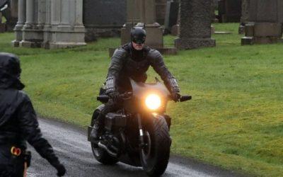 Batman upravo pao s motora na setu snimanja filma 'The Batman' (video u članku)