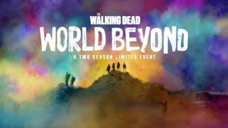 Trailer: The Walking Dead: World Beyond (2020-)