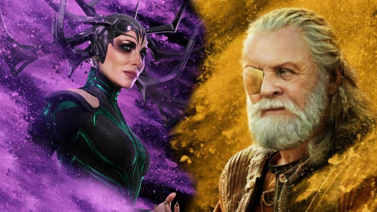 Thor: Ragnarok izbrisana scena Hela ubija Odina i na drugačiji način uništava Mjölnir