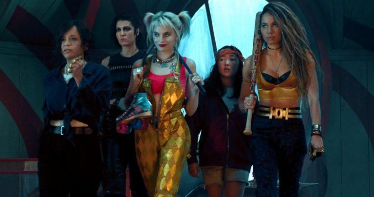 Harley Quinn je pronašla svoju žensku bandu u filmu 'Birds of Prey'