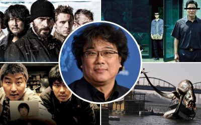 Svih 7 filmova redatelja 'Parasitea,' Bong Joon-hoa, poredani od najgoreg do najboljeg