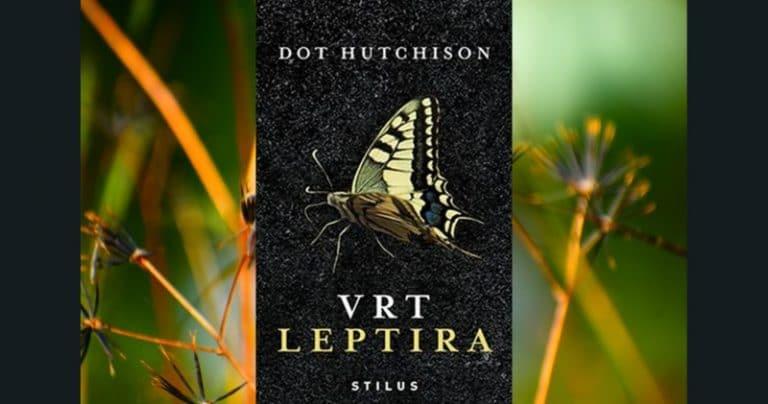 Recenzija knjige: Vrt leptira (The Collector #1)