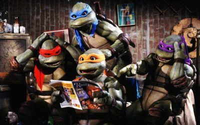 Teenage Mutant Ninja Turtles live-action TV serija navodno u izradi