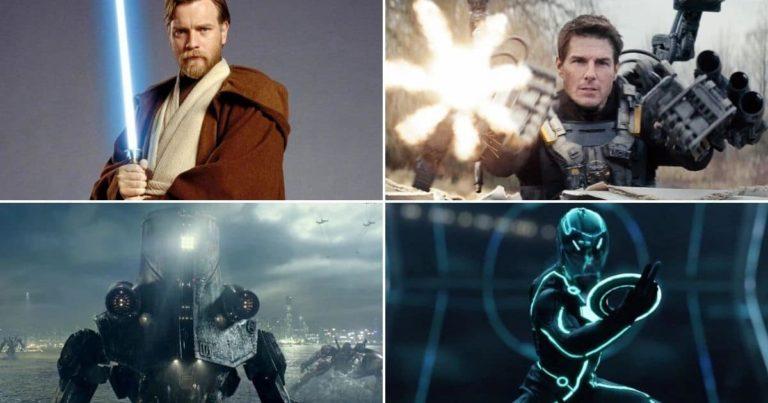 10 Najboljih Sci-Fi oružja u filmovima