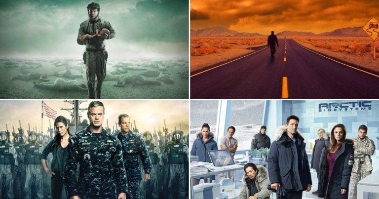 10 Najboljih serija o virusnim epidemijama