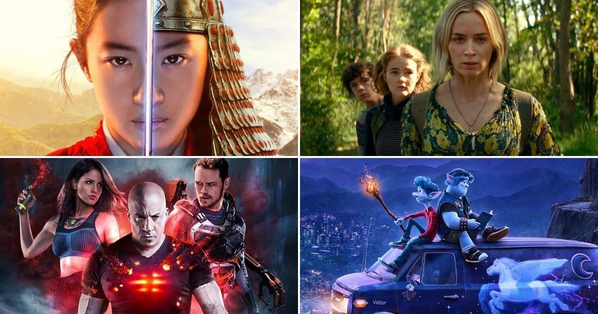 Filmska anketa: Kojem se filmu u ožujku 2020. najviše radujete?