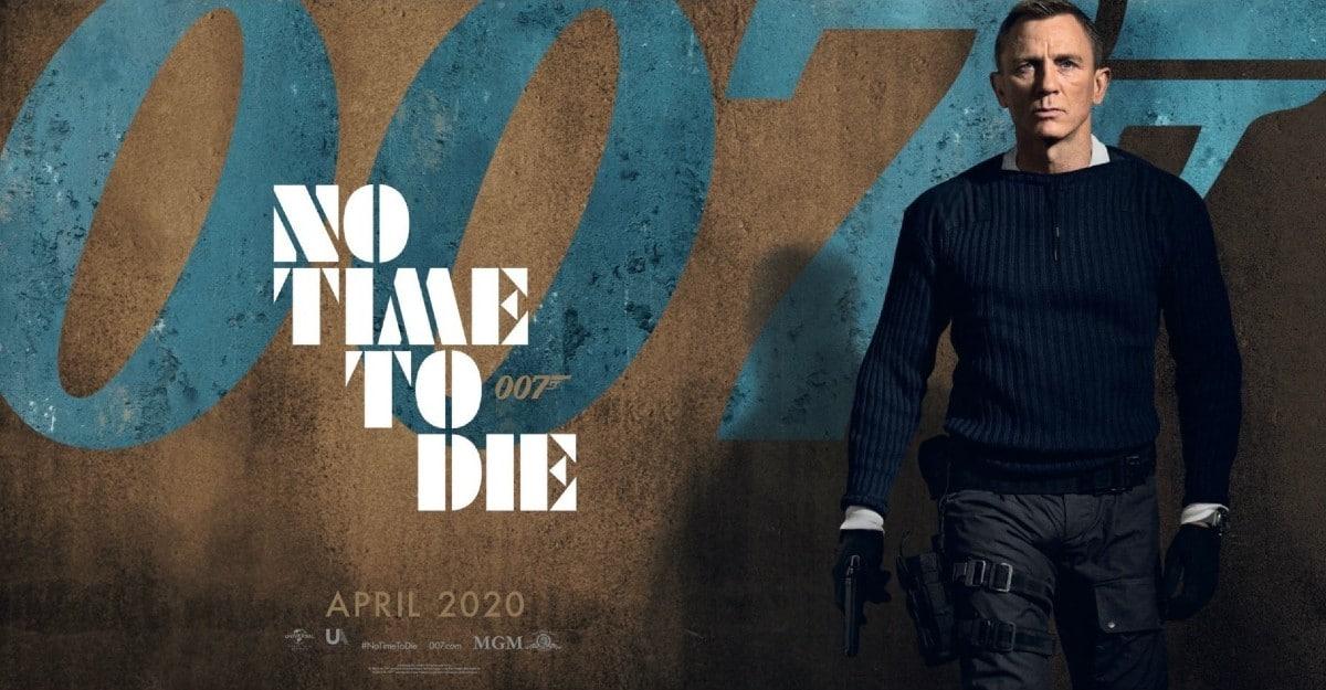 James Bond 'No Time to Die' značajno odgođen zbog Koronavirusa