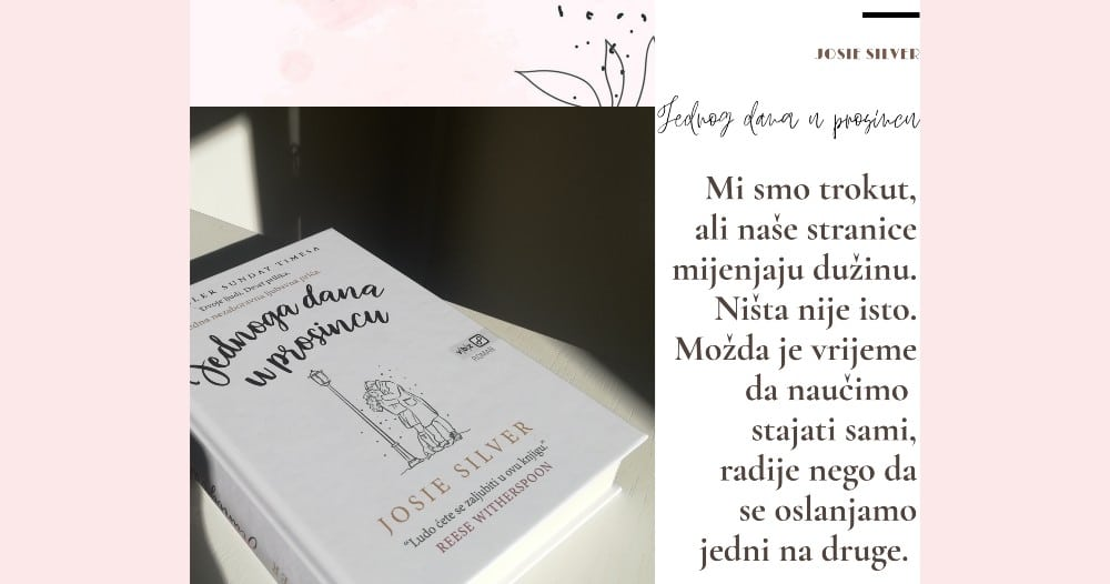 Recenzija knjige: Jednog dana u prosincu