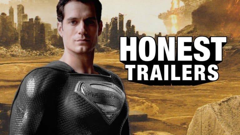 Pogledajte kako je Honest Trailer zamislio Justice League: The Snyder Cut