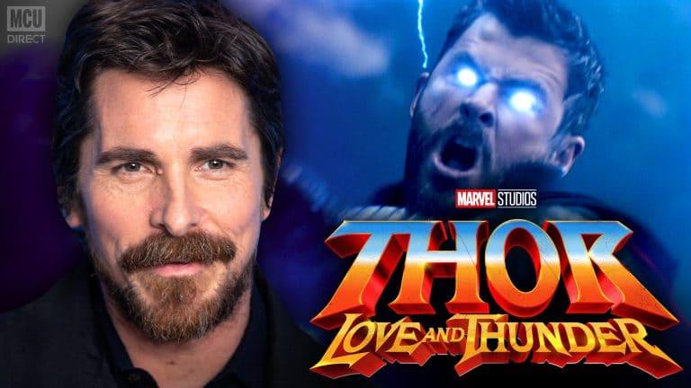 Christian Bale potvrđen kao negativac za 'Thor: Love and Thunder'
