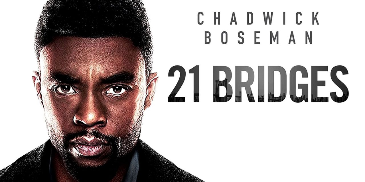 Recenzija: 21 Bridges (21 Most, 2020)