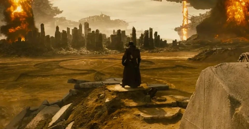 'Justice League' redatelj Zack Snyder nas zadirkuje s još Knightmare scena