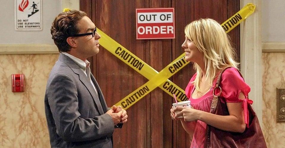The Big Bang Theory: kako se dizalo pokvarilo i koliko dugo je bilo u kvaru