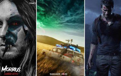 Morbius, Ghostbusters: Afterlife i Uncharted odgođeni datumi izlaska u kina