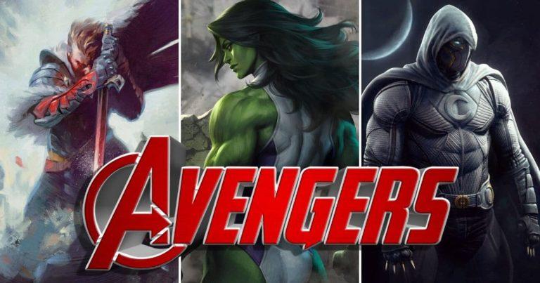 Svi novi Avengers likovi potvrđeni za Marvelovu Fazu 4 (do sada)