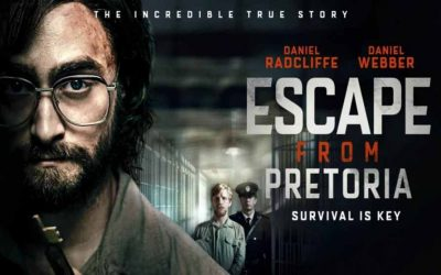 Recenzija: Escape from Pretoria (2020)