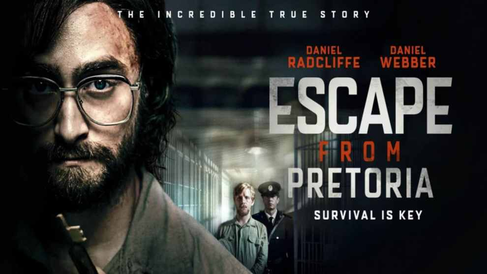 Recenzija: Escape from Pretoria (2020)